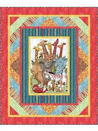 Best 25+ Panel quilts ideas on Pinterest | Fabric panel quilts ... & Have a real jungle party with this adorable quilt pattern! This fun,  colorful and Adamdwight.com