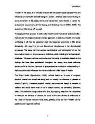 mental health essay co what is mental health university subjects allied to medicine