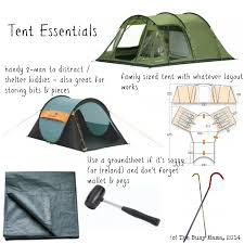 How To Make A Tent A Guide To Camping With Young Children The Busy Mamas Blog