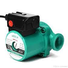 Satın Al Isıtıcı Sistemi Için 100W 1.5inch BSP Sıcak Su Sirkülasyon Pompası  Sirkülatör Pompası, TL190.78