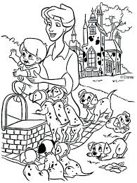 coloring pages dalmatians page 2 book 101 colouring coloring pages dalmatians page 2 book 101 colouring