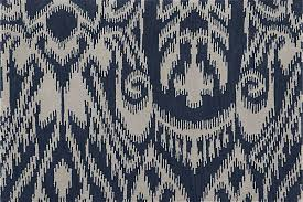 view in gallery a contemporary navy ikat rug