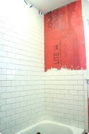 labor cost to install tile shower installing subway tile shower surround labor cost to install shower labor cost to install