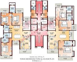 ... Picture Of 4 Bedroom Apartment Floor Plans Full Size