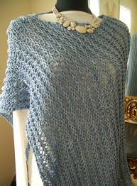 Free Knitted Poncho Patterns Amazing Design