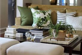 How To Decorate A Beige Sofa With Pillows