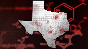 Victoria marks another zero day as 515 mystery cases reclassified. Map Track Covid 19 Cases In Texas County By County Updates