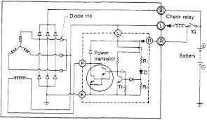 toyota car alternator wiring diagram wiring diagram and hernes wiring diagram for ford alternator the the alternator source wilbo666 toyota alternators