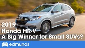 2019 Honda Hr V Review And Road Test