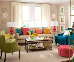 Bhg Centsational Style good intended for Colorful Sofas And Chairs (Image  16 of 20)