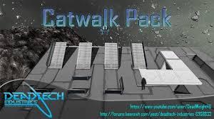 Steam Workshop::[Dx11]DeadTech - <b>Catwalk</b> Pack