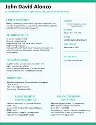 Resume Formater Normal Resume format Download Lovely E Page Resume format Free E 21