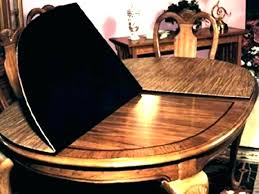 custom table pads for dining room tables canada round protector long kitchen extraordin quilted vinyl pad