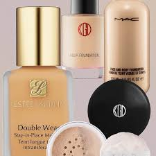 how to make large pores disappear with foundation according to makeup artists