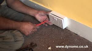 dynomo services how to wire a double socket
