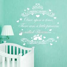 Small Picture Aliexpresscom Buy Custom Design Quotes Once Upon a Time