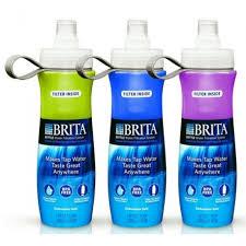 Brita Sport Water Filter Bottle