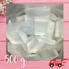 <b>500 g</b>. Transparent <b>Glycerin Soap</b> Base Made from Vergin coconut ...