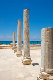 american colonial homes brandon inge: caesarea maritima columns isr  caesarea caesarea maritima columns