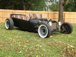 Model T touring hot rod street rod Rat rod