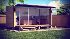 Small Picture Perfect Prefab Home Office Sheds Reimagined Modern In Decorating Ideas