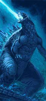artwork godzilla king of the monsters ...