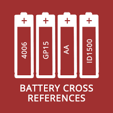 Battery Cross Reference Chart For All Types Battery Cross References Budget Batteries