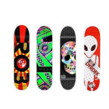 4 Alien Workshop Rob Dyrdek Skateboard Deck Lot