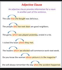 Reduce modifying clauses having be verb forms. Toefl Grammar Resources Better Toefl Scores Blog