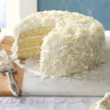 Favorite Coconut Cake Recipe Taste Of Home