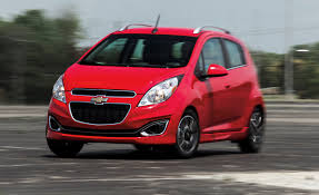 2013 Chevrolet Spark Manual Hatchback Test – Review – Car and Driver