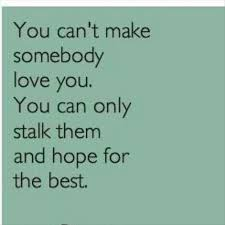 Quotes About Loving Someone You Can T Have Awesome You Can't Make Someone Love You Quotes A Day