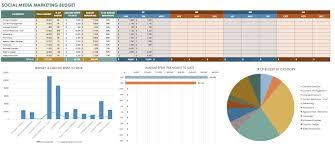 Social Media Plan Template 24 Free Social Media Templates Smartsheet 1