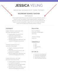 Creative Marketing Resume 15 Resume Design Tips Templates Examples Venngage