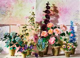 Paper Flower Business Livia Cetti The Flower Translator Irmas World
