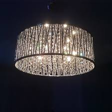 my ons nbows new craft room reveal chandeliers at costco
