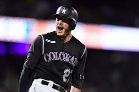 Rockies sign Trevor Story to two-year ...