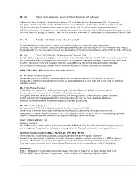 Help Sessions University Of Vermont Sql Software Developer Resume