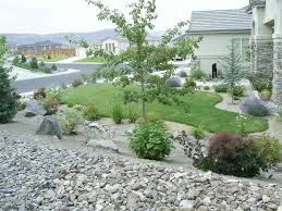 interior rock landscaping ideas. Simple Front Yard Rock Landscaping Interior Ideas E