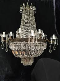 large french empire chandelier c 1880