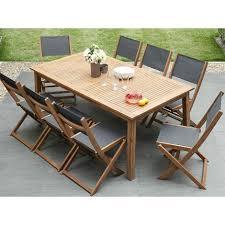 garden patio chairs folding acacia wood