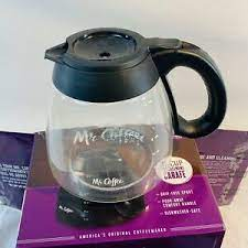 Mr coffee ftx43 replacement carafe. Mr Coffee Replacement Pot Carafe 12 Cup Ebay