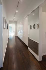 white walls for modern hall decoration ideas with