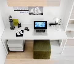 kids rooms small study room designs. Attractive Modern Children\u0027s Desk Designs - Image 14 : Green White Contemporary Study Room Kids Rooms Small O