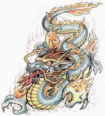 фото татуировок татуировка дракона эскизы Dragon Tattoo
