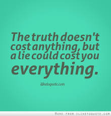 TRUTH QUOTES image quotes at hippoquotes.com via Relatably.com