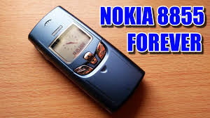 Show off ] NOKIA 8855 beautiful classic ...