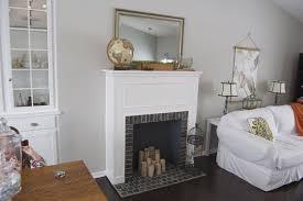 mock fireplace ideas astonishing ideas mock fireplace how to build a faux