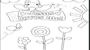 God Loves Me Coloring Pages Free Is Love Colouring Sheets