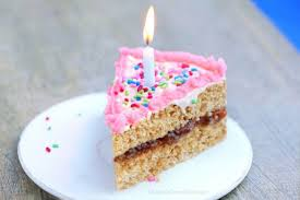 Birthday cake brownies that are actually healthy? 16 Healthy Birthday Cakes That Actually Taste Great